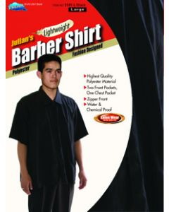 Dream S/W-Barber Shirt Black (L)