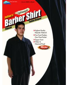 Dream S/W-Barber Shirt Black (Xl)