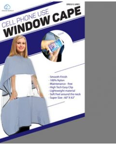 Dream S/W-Cape With Clear Window