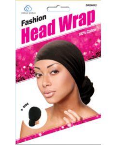 Dream Women's-Head Wrap White