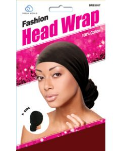 Dream Women's-Head Wrap Burgundy