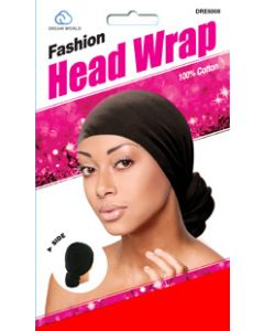Dream Women's-Head Wrap Red