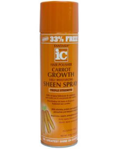Ic Hair Polish Carrot Oil Sheen