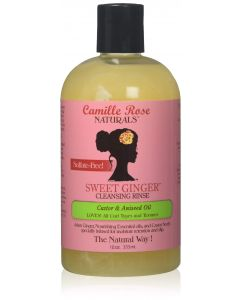 Camille Rose Sweet Ginger Cleansing Rinse 12 oz.