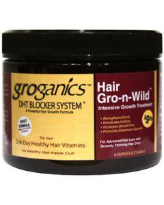 Groganics Hair Gro'N Wild