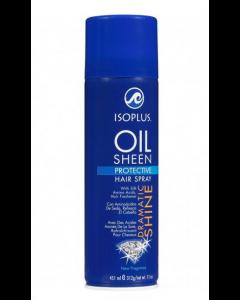 Isoplus Oil Sheen Protective Hair Spray - Dramatic Shine