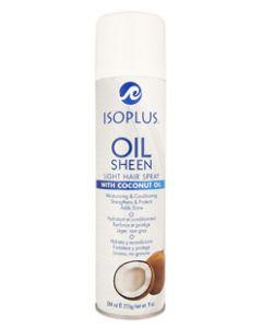 Isoplus Light Coconut Oil Sheen
