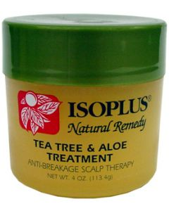 Isoplus Natural Remedy T-Tree & Aloe Treatment