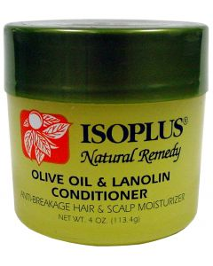 Isoplus Natural Remedy Olive Oil Lanolin