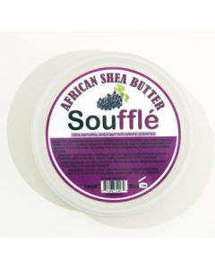 Taha 100% Shea Souffle Grape