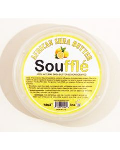 Taha 100% Shea Souffle Lemon