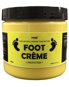 Taha 100% Shea Butter Foot Creme