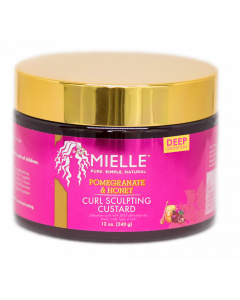 Mielle Organics Pomegranate & Honey Curl Sculpting Custard
