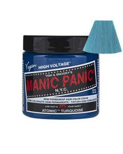 Manic Panic Hair Color Cream Atomic Turquoise