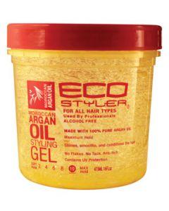 Eco Style Gel Argan 16 oz.