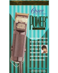 Oster Clipper Power Line