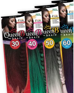 Urban Beauty Pre-Stretched Queen B Braiding Hair 40""