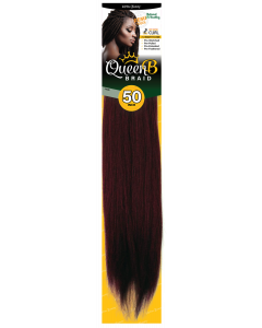 Urban Beauty Pre-Stretched Queen B Braiding Hair 50""