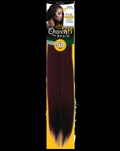 """Urban Beauty Pre-Stretched Queen B Braiding Hair 50"""""""
