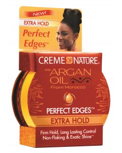 Crème Of Nature Argan Perfect Edge Xtra Hold