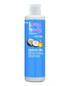 Lottabody Coconut & Shea Oils Hydra Me Moisturizing Shampoo