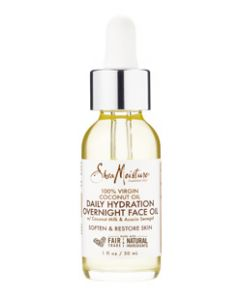 Shea Moisture Coconut 100% Face Oil