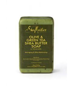Shea Moisture Olive Shea Soap