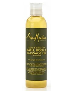 Shea Moisture Olive Massage Oil