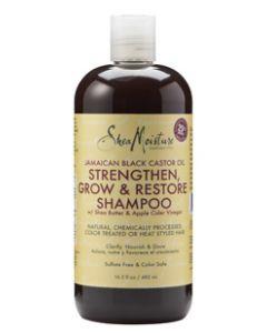 Shea Moisture Jamaican Black Castor Shampoo