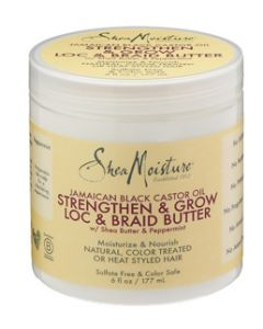 Shea Moisture Jamaican Black Castor Oil Braid Butter