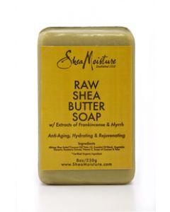 Shea Moisture Raw Shea Soap