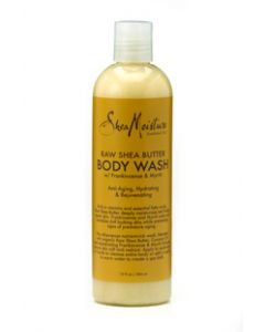 Shea Moisture Raw Shea Body Wash