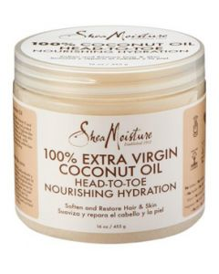 Shea Moisture Coconut 100% Oil Head To Toe 16 oz.