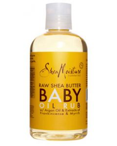 Shea Moisture Baby Raw Shea Oil Rub