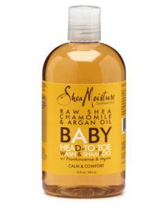 Shea Moisture Baby Raw Shea Shampoo