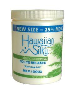 Hawaiian Silky | No-Lye Relaxer Mild 20oz.