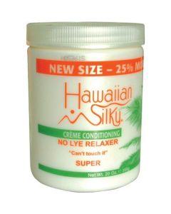 Hawaiian Silky | No-Lye Relaxer Super 20oz.