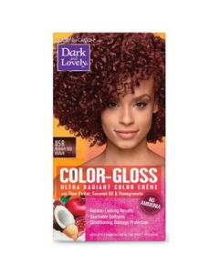 Dark & Lovely Hair Color C/G 05R Med Red Brown