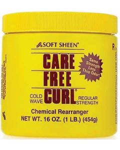 Care Free Curl Chemical Rearranger - Regular Strength