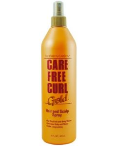 Care Free Curl Hair & Scalp Spray 16 oz.