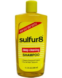 Sulfur-8 Deep Cleasing Shampoo