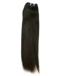 Virgin Indian Single Donor Natural Straight
