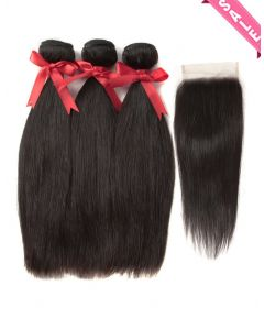 9A Raw Brazilian Straight 3-Bundle Deal