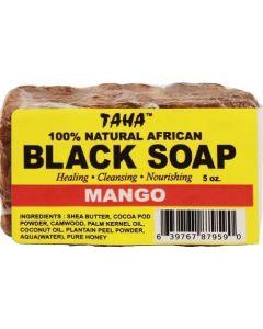 Taha Black Soap Mango