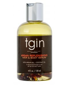 Tgin Argan Replenishing Hair & Body Serum