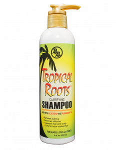Bronner Bros Tropical Roots Clarifying Shampoo 8 oz.