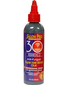 Salon Pro 30 Sec Glue 4 oz.