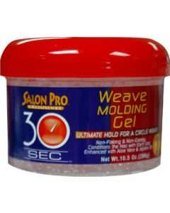 Salon Pro 30 Sec Weave Gel 10.5 oz.