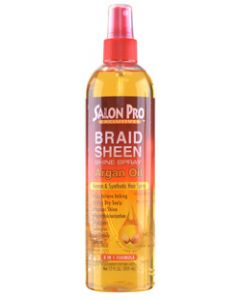 Salon Pro Argan Braid Sheen
