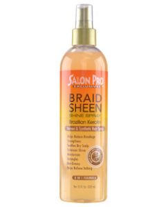 Salon Pro Brazilian Keratin Braid Sheen